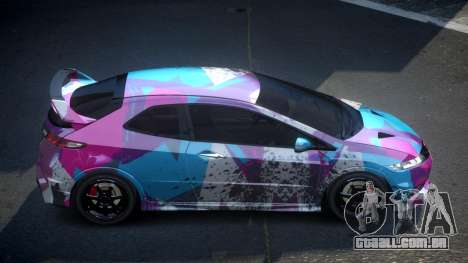 Honda Civic SP Type-R S3 para GTA 4