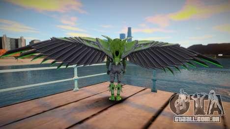 Vulture para GTA San Andreas