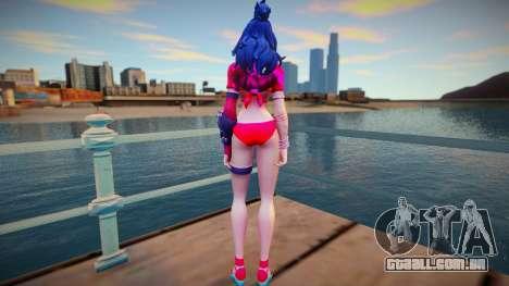 Widowmaker (Cote dAzur) from Overwatch para GTA San Andreas