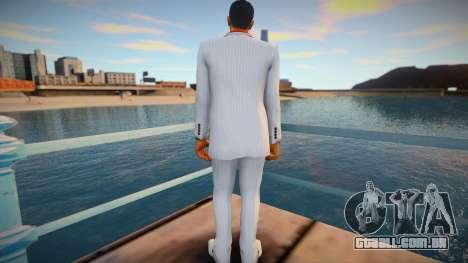 Kazuma Kiryu - Yakuza 0 para GTA San Andreas