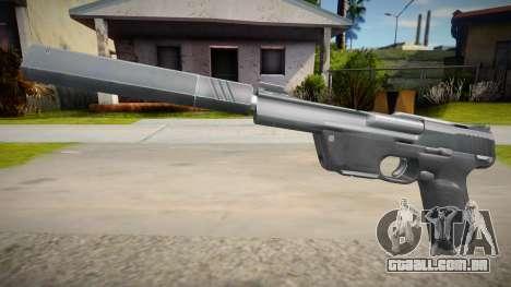 Valorant-Ghost para GTA San Andreas