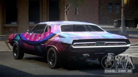 Dodge Challenger BS-U S2 para GTA 4