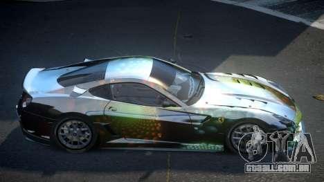 Ferrari 599 BS-U-Style S5 para GTA 4