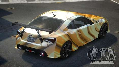 Subaru BRZ SP-U S2 para GTA 4