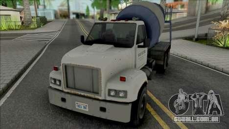 GTA V HVY Mixer II para GTA San Andreas