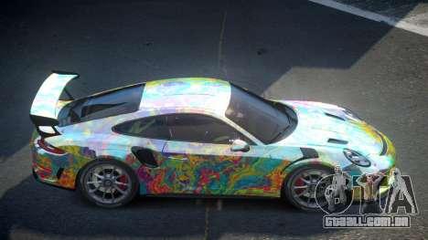 Porsche 911 BS GT3 S4 para GTA 4