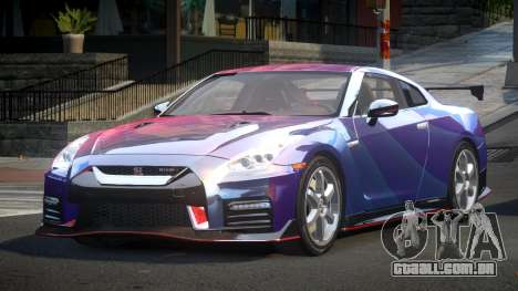 Nissan GT-R GS-S S10 para GTA 4