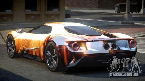 Ford GT GST S4 para GTA 4