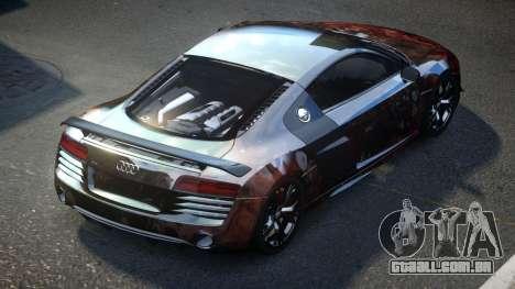 Audi R8 ERS S1 para GTA 4