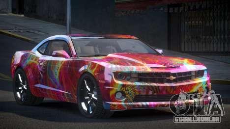 Chevrolet Camaro BS-U S2 para GTA 4