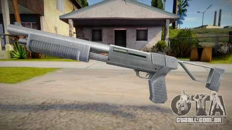 [C&C][Renegade] Shotgun para GTA San Andreas