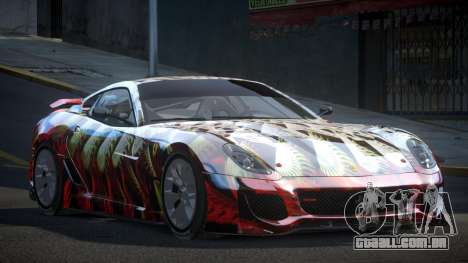 Ferrari 599 BS-U-Style S6 para GTA 4