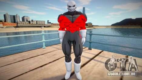 Jiren from Dragon Ball: Super para GTA San Andreas