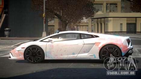 Lamborghini Gallardo IRS S4 para GTA 4