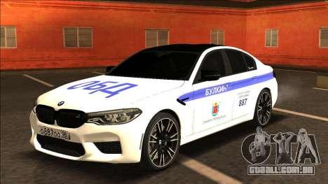 BMW M5 F90 Bulkin Edition V2 para GTA San Andreas