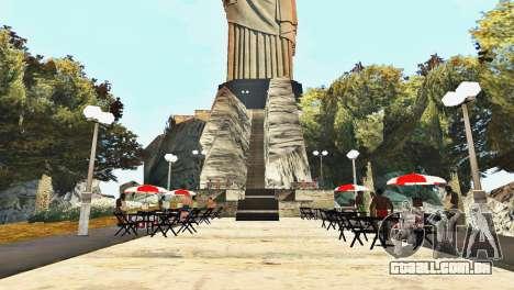 The Most Beautiful Resort & Wonders & Island 202 para GTA San Andreas
