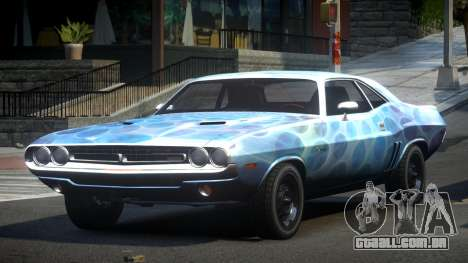 Dodge Challenger BS-U S8 para GTA 4