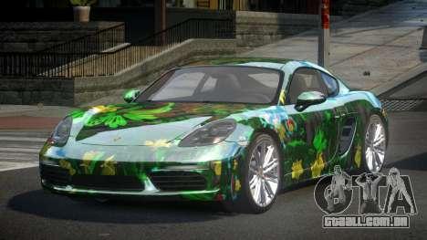Porsche 718 U-Style S7 para GTA 4