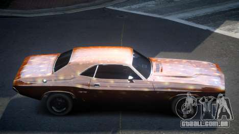 Dodge Challenger BS-U S4 para GTA 4