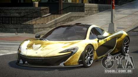 McLaren P1 ERS S1 para GTA 4