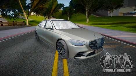 Mercedes-Benz S500 4matic w223 para GTA San Andreas