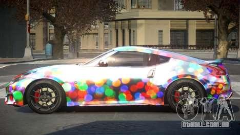 Nissan 370Z GS-R S9 para GTA 4