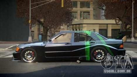 Mercedes-Benz 190E GST-U S8 para GTA 4