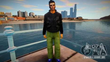 Claude HD para GTA San Andreas