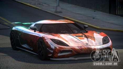 Koenigsegg Agera US S2 para GTA 4