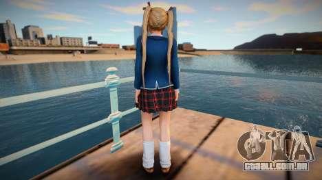 DoA5:LR Marie Rose - Tenkubashi para GTA San Andreas