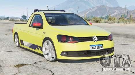 Volkswagen Saveiro CS Surf 2015〡〡d-on