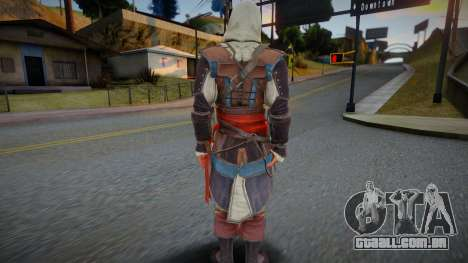 Edward Kenway para GTA San Andreas