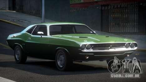 Dodge Challenger BS-U para GTA 4