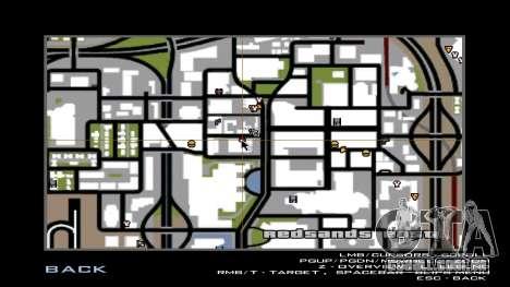 Sex Shop Interior HD para GTA San Andreas