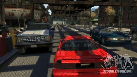 Pacote de veículos SA para GTA 4