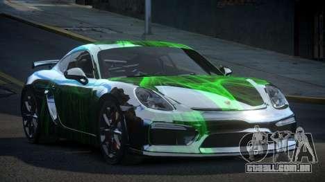 Porsche 718 Cayman GT4 S7 para GTA 4
