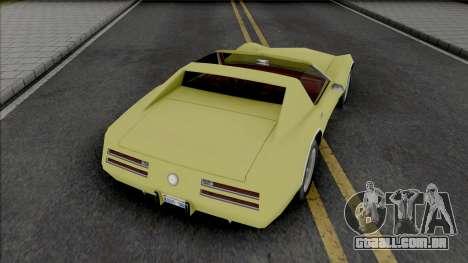 Coquette para GTA San Andreas