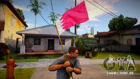 Kingdom Of Bahrain Flag para GTA San Andreas