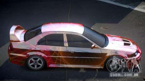 Mitsubishi Lancer VI U-Style S1 para GTA 4