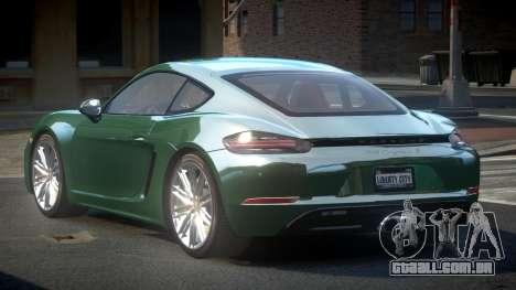 Porsche 718 U-Style para GTA 4