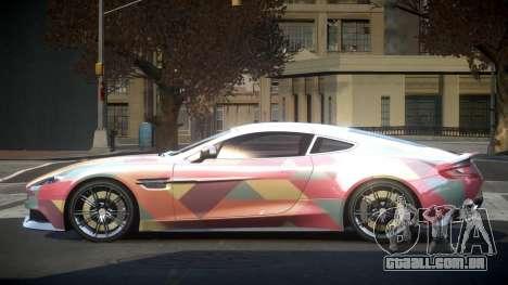 Aston Martin Vanquish iSI S5 para GTA 4
