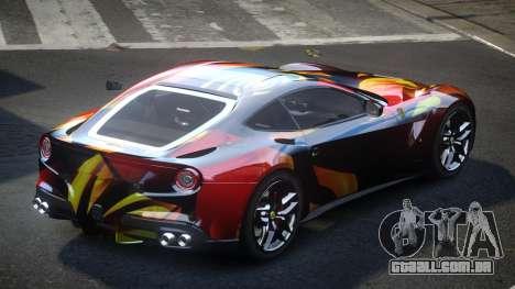 Ferrari F12 BS Berlinetta S3 para GTA 4