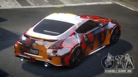 Nissan 370Z GS-R S7 para GTA 4