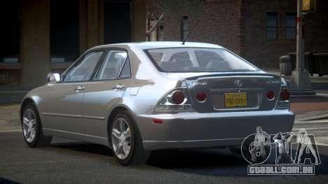 Lexus IS300 U-Style para GTA 4