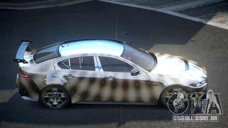 Jaguar XE GST S7 para GTA 4