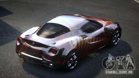 Alfa Romeo 4C U-Style S6 para GTA 4
