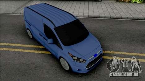 Ford Transit Connect Tuning para GTA San Andreas