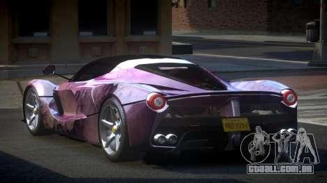 Ferrari LaFerrari PSI-U S2 para GTA 4