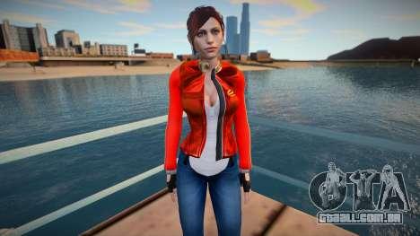 Claire Concept para GTA San Andreas
