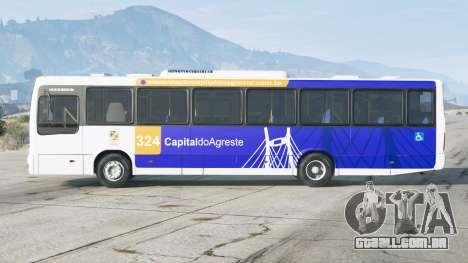 Marcopolo Torino (G7) 2007〡Capital do Agreste